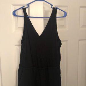 LOFT - NWT black jumpsuit